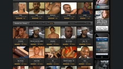Preview #2 for 'Gay Ebony XXX'