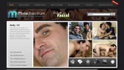 Preview #1 for 'His First Facial'