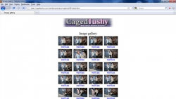 Preview #2 for 'Caged Tushy'