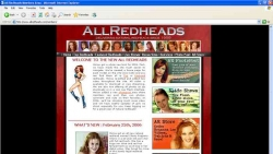 Preview #1 for 'All Redheads'
