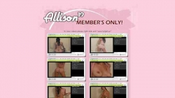 Preview #4 for 'Allison 19'