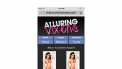 Preview #2 for 'Alluring Vixens Mobile'