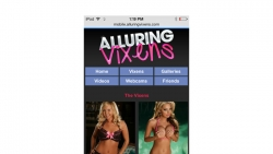 Preview #4 for 'Alluring Vixens Mobile'