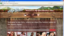 Preview #1 for 'Alp Girls'