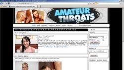 Preview #1 for 'Amateur Throats'