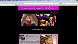 Preview #1 for 'Ballbusting Pleasures'