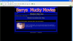 Preview #1 for 'Barrys Mucky Movies'