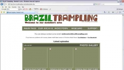 Preview #1 for 'Brazil Trampling'