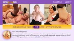 Preview #1 for 'British Granny Fuck'