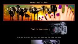 Preview #1 for 'California Beach Feet'
