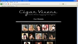 Preview #1 for 'Cigar Vixens'