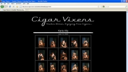 Preview #2 for 'Cigar Vixens'