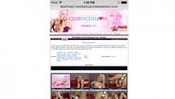 Preview #4 for 'Club Rachel Love Mobile'