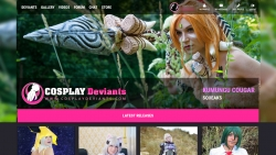 Preview #1 for 'Cosplay Deviants'