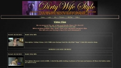 Preview #1 for 'Dirty Wife Style'