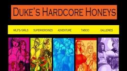 Preview #1 for 'Dukes Hardcore Honeys'