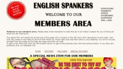 Preview #1 for 'English Spankers'
