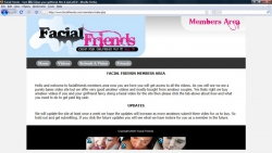 Preview #1 for 'Facial Friends'