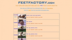 Preview #1 for 'Feet Factory'