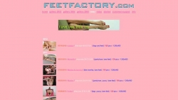 Preview #3 for 'Feet Factory'