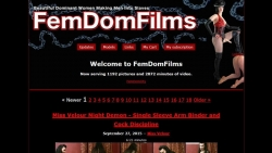 Preview #1 for 'Femdom Films'