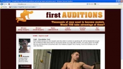 Preview #4 for 'First Auditions'