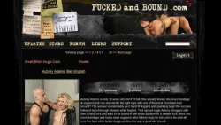 Preview #1 for 'Fucked and Bound'