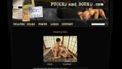 Preview #3 for 'Fucked and Bound'