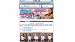 Preview #2 for 'Gigi Rivera XXX Mobile'
