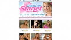 Preview #1 for 'Heather Starlet XXX Mobile'