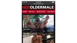 Preview #1 for 'Hot Older Male Mobile'