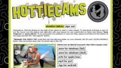 Preview #1 for 'Hottie Cams'