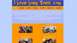 Preview #1 for 'I Love Long Toes'