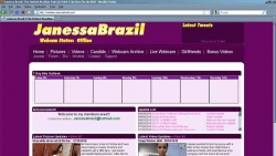 Preview #1 for 'Janessa Brazil'