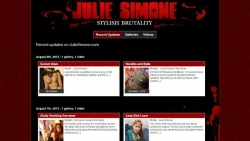 Preview #1 for 'Julie Simone'