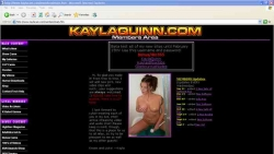 Preview #1 for 'Kayla Quinn'