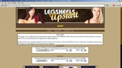 Preview #1 for 'Legs Heels Upskirt'