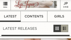 Preview #1 for 'Legs Japan'