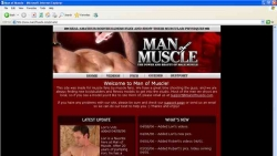Preview #1 for 'Man of Muscle'