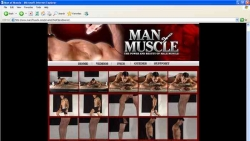 Preview #2 for 'Man of Muscle'