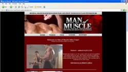 Preview #4 for 'Man of Muscle'