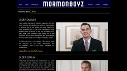 Preview #4 for 'Mormon Boyz'
