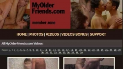 Preview #2 for 'My Older Friends'
