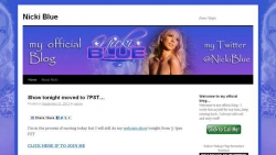 Preview #4 for 'Nicki Blue'