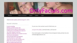 Preview #1 for 'Only Facials'
