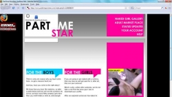 Preview #1 for 'Part Time Porn Star'
