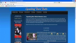 Preview #1 for 'Spanking Bare Butts'