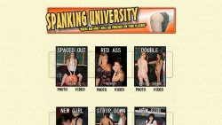 Preview #2 for 'Spanking University'