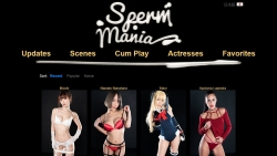 Preview #4 for 'Sperm Mania'
