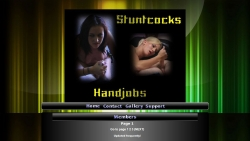 Preview #1 for 'Stunt Cocks Handjobs'